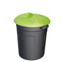 Цилиндрический контейнер 70 литров