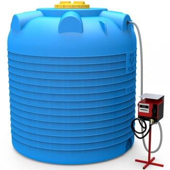 Мини АЗС вертикальная 10000 литров