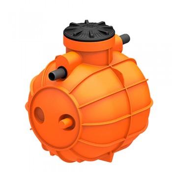Ёмкость подземная круглая 1000 литров