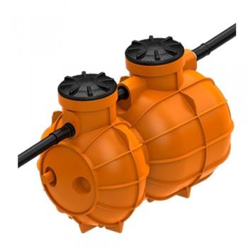 Септик Биосток-3 объёмом 1500 литров