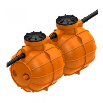 Септик Биосток-4 объёмом 2000 литров
