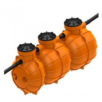 Септик Биосток-5 объёмом 2500 литров