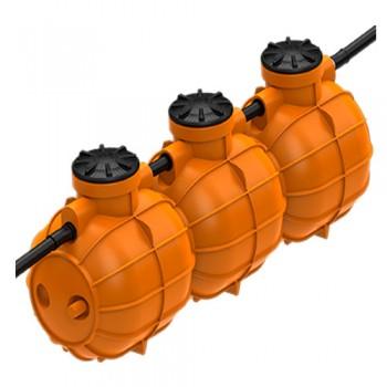 Септик Биосток-6 объёмом 3000 литров