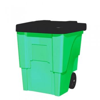 Контейнер пластиковый для мусора 360 литров